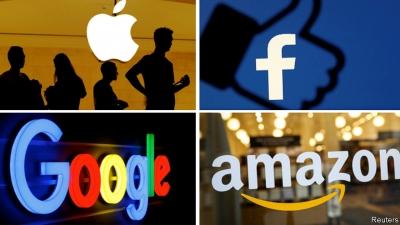ΕΕ: Πρόταση προς τις ΗΠΑ για τη φορολόγηση των «γιγάντων» του διαδικτύου