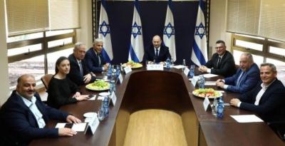 Ισραήλ: Χάνει και τυπικά την εξουσία ο Netanyahu, ψήφος εμπιστοσύνης από τη Βουλή στη νέα κυβέρνηση