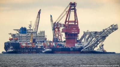 Η Γερμανία θα συνεχίσει την υλοποίηση του αγωγού Nord Stream 2, παρά την αντίθεση της Γαλλίας