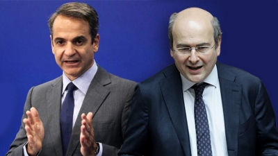 Σκληρό bras de fer των κοινωνικών εταίρων με αύξηση 15,5%  για το νέο «όριο» των μισθών με διαιτητή τον Κ. Χατζηδάκη