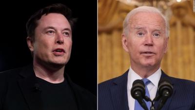 Οργή του Elon Musk κατά του προέδρου Biden - Τι συνέβη