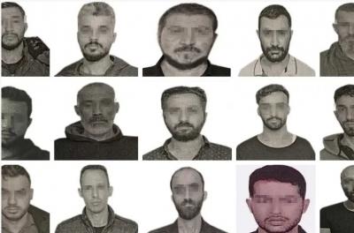 Νέο μέτωπο ανοίγει η Τουρκία - Δημοσίευσε φωτογραφίες 15 φερόμενων ως κατασκόπων της Μοσάντ