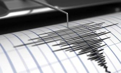 Σεισμός 4,4 ρίχτερ στην Κεφαλονιά στο θαλάσσιο χώρο νοτιοδυτικά του Αργοστολίου