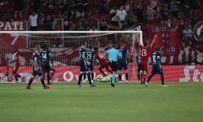 Ολυμπιακός – Σλόβαν Μπρατισλάβας 2-0: Διπλασίασε τα τέρματα ο Σισέ! (video)