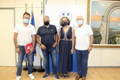 Συνεργασία ΣΕΓΑΣ - Περιφέρειας Αττικής