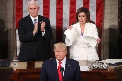 Pelosi για Trump: Ο «ακατανόμαστος» θα ηττηθεί και πάλι αν κατέβει υποψήφιος το 2024