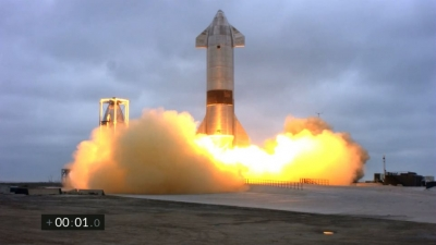 SpaceX: Προσεδαφίστηκε επιτυχώς το Starship