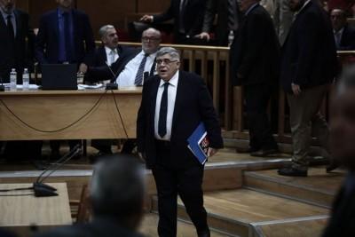 Δίκη Χρυσής Αυγής: Τρία ελαφρυντικά για τον Ν. Μιχαλολιάκο ζήτησε ο συνήγορός του