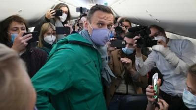 Navalny (Ρωσία): Ύψιστη ανομία η προσαγωγή σε ακροαματική διαδικασία