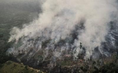 Αμαζόνιος: Σύμφωνο για την προστασία του τροπικού δάσους και τον συντονισμό αντιμέτωπισης φυσικών καταστροφών από 7 χώρες της Αμαζονίας