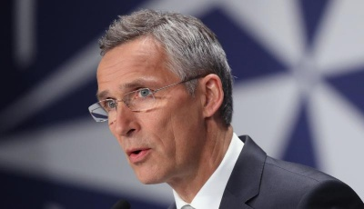 Stoltenberg: Το ΝΑΤΟ περιμένει από όλα τα κράτη να σέβονται το διεθνές δίκαιο