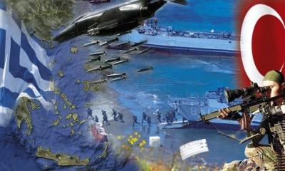 Τραβάει το σχοινί η Άγκυρα με νέα Navtex για το Καστελόριζο - Γερμανία για Κυπριακή ΑΟΖ: Το Δίκαιο της Θάλασσας δεν δεσμεύει την Τουρκία