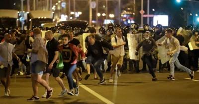 Λευκορωσία: Νεκρός από αστυνομικά πυρά και τρίτος διαδηλωτής