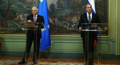 Η Ρωσία είναι έτοιμη να προχωρήσει σε διακοπή των διπλωματικών σχέσεων με την ΕΕ