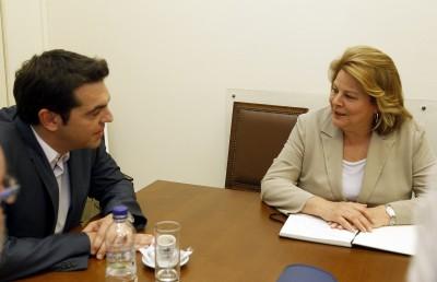 Συνάντηση Τσίπρα - Κατσέλη - Στο επίκεντρο η αναπτυξιακή πρόταση του ΣΥΡΙΖΑ ενόψει του σχεδίου Πισσαρίδη