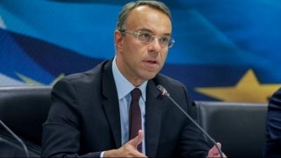 Σταϊκούρας (ΥΠΟΙΚ): Nέα ευνοϊκή ρύθμιση των χρεών της πανδημίας - Πρόβλεψη για αύξηση 5% του ΑΕΠ