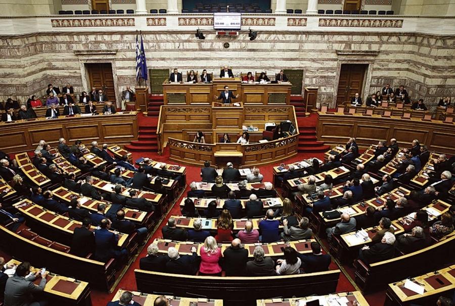 Με χρονικό ορίζοντα 31/7 ο μαραθώνιος νομοθετημάτων που έχει δρομολογήσει η κυβέρνηση