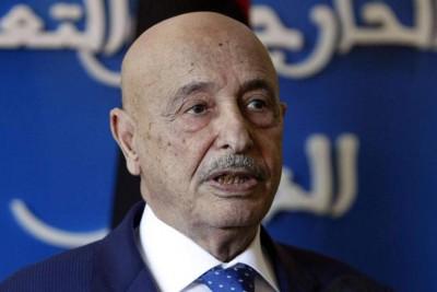 ΕΕ: Εκτός λίστας κυρώσεων ο Aguila Saleh της απολίτευσης της Λιβύης
