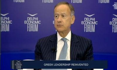 Μιχαηλίδης (Εθνική) στο Delphi Forum: Πρωτοπόρος η ΕΤΕ στον ψηφιακό μετασχηματισμό