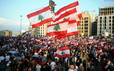 Λίβανος: Καζάνι που βράζει μετά από μήνες ακυβερνησίας- Βίαιες συγκρούσεις διαδηλωτών με την αστυνομία