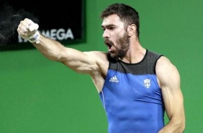 «Ζεσταίνεται» ενόψει των αγώνων ο Ιακωβίδης (video)