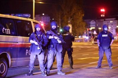 Επίθεση στη Βιέννη: Μοναχικός λύκος ο δράστης, έδρασε μόνος του