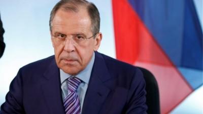 Lavrov (Ρωσία): Οι ΗΠΑ προειδοποίησαν την Ρωσία μόλις τέσσερα λεπτά πριν τους βομβαρδισμούς στην Συρία