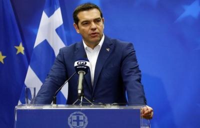 Τσίπρας: Η ΕΕ στέλνει σαφές και ηχηρό μήνυμα στην Άγκυρα - Στο εξής οι επιλογές της θα έχουν τίμημα - Επίθεση σε ΝΔ για στήριξη σε Weber