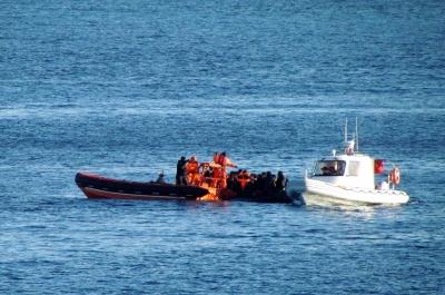Daily Sabah: Επικίνδυνα pushbacks της ελληνικής ακτοφυλακής σε βάρος μεταναστών