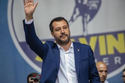 Ο Salvini ξεκαθαρίζει: Δεν πήρα ούτε ένα ρούβλι από τη Ρωσία