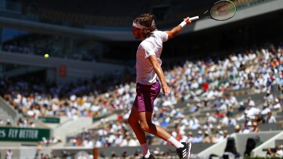 Roland Garros: Άσσος και 2-0 ο Τσιτσιπάς! (video)