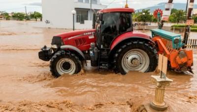ΕΛΓΑ: Στις 21/10 η καταβολή αποζημιώσεων 1,2 εκατ. ευρώ στους πληγέντες αγρότες στην Εύβοια