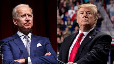 Biden 77 ετών, Trump 74: Οι ΗΠΑ θα ψηφίσουν ανάμεσα στους δύο γηραιότερους υποψηφίους πρόεδρους (3/11)