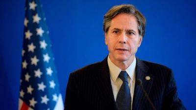 Blinken (ΗΠΑ): Επικρίνει την Ρωσία κι ετοιμάζει κυρώσεις κατά της Βόρειας Κορέας