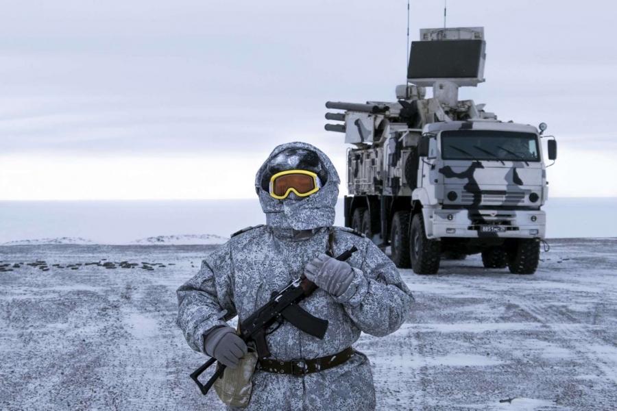 Οι ΗΠΑ καλούν να αποφευχθεί η στρατιωτικοποίηση της Αρκτικής - Μήνυμα σε Ρωσία