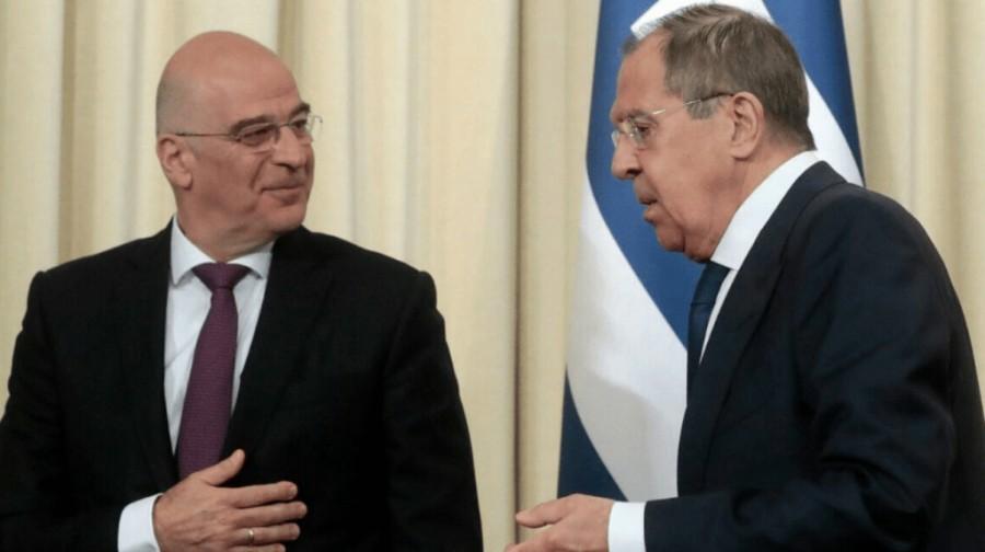 Δένδιας: Γραφείο ταξιδίων για τζιχαντιστές η Τουρκία - Έθεσε θέμα πώλησης ρωσικών όπλων - Lavrov: Δικαίωμα της Ελλάδας η επέκταση στα 12 μίλια