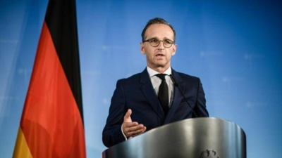 Maas (ΥΠΕΞ Γερμανίας): Μόνο μια λύση αποδεκτή από Ισραήλ και Παλαιστίνη μπορεί να οδηγήσει σε διαρκή ειρήνη