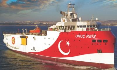 Το δίλημμα της ελληνικής διπλωματίας απέναντι στον Erdogan - Η Τουρκία ακύρωσε τη NAVTEX στις 28/10 - Το Oruc Reis πλέει με κατεύθυνση προς την Αίγυπτο