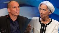 Lagarde σε Βαρουφάκη: Θα ματώσετε προκειμένου να εκταμιευτούν τα χρήματα