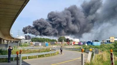 Γερμανία: Έκρηξη σε κτίριο της Bayer στο Λεβερκούζεν - Ένας νεκρός, πολλοί τραυματίες και 5 αγνοούμενοι