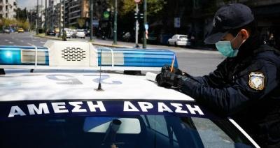 Θεσσαλονίκη: Πρόστιμα για «άσκοπη μετακίνηση» σε άστεγους