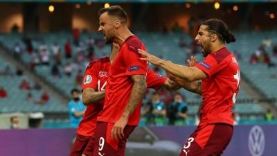 Ελβετία – Τουρκία 1-0: Προβάδισμα με απίστευτο σουτ του Σεφέροβιτς (video)