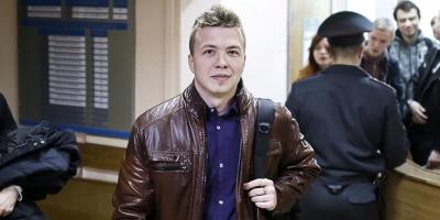Λευκορωσία: Στη φυλακή ο δημοσιογράφος Roman Protosevich