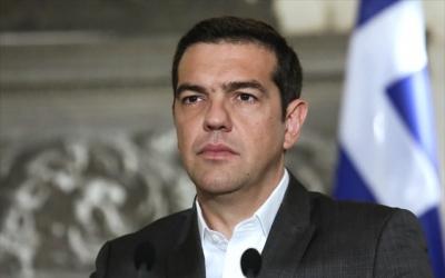 Τσίπρας: Ο Μητσοτάκης με την πρώτη ευκαιρία θα πάει σε πρόωρες εκλογές