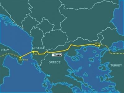 Ο ΤΑΡ διαθέτει 1,5 εκατ. ευρώ για υποστήριξη των υγειονομικών υπηρεσιών σε Ελλάδα, Αλβανία και Ιταλία
