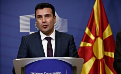 Προκλητικός ο Zaev παραβιάζει κατά συρροή τη Συμφωνία των Πρεσπών  - Καταιγισμός μηνυμάτων για τη «Δημοκρατία της Μακεδονίας»