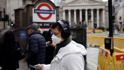 Μεγάλη Βρετανία: 3.586 νέα κρούσματα το τελευταίο 24ωρο