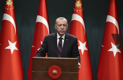 Erdogan: Εξακολουθώ να είμαι αντίθετος στην πολιτική των υψηλών επιτοκίων