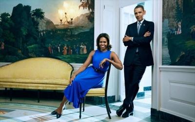 Η Michelle Obama έβαλε τις φωνές στον Barack: Σταμάτα να αγκαλιάζεις τους ανθρώπους!