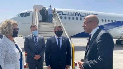 Στο Κάιρο ο υπουργός Εξωτερικών του Ισραήλ για πρώτη φορά μετά από 13 χρόνια